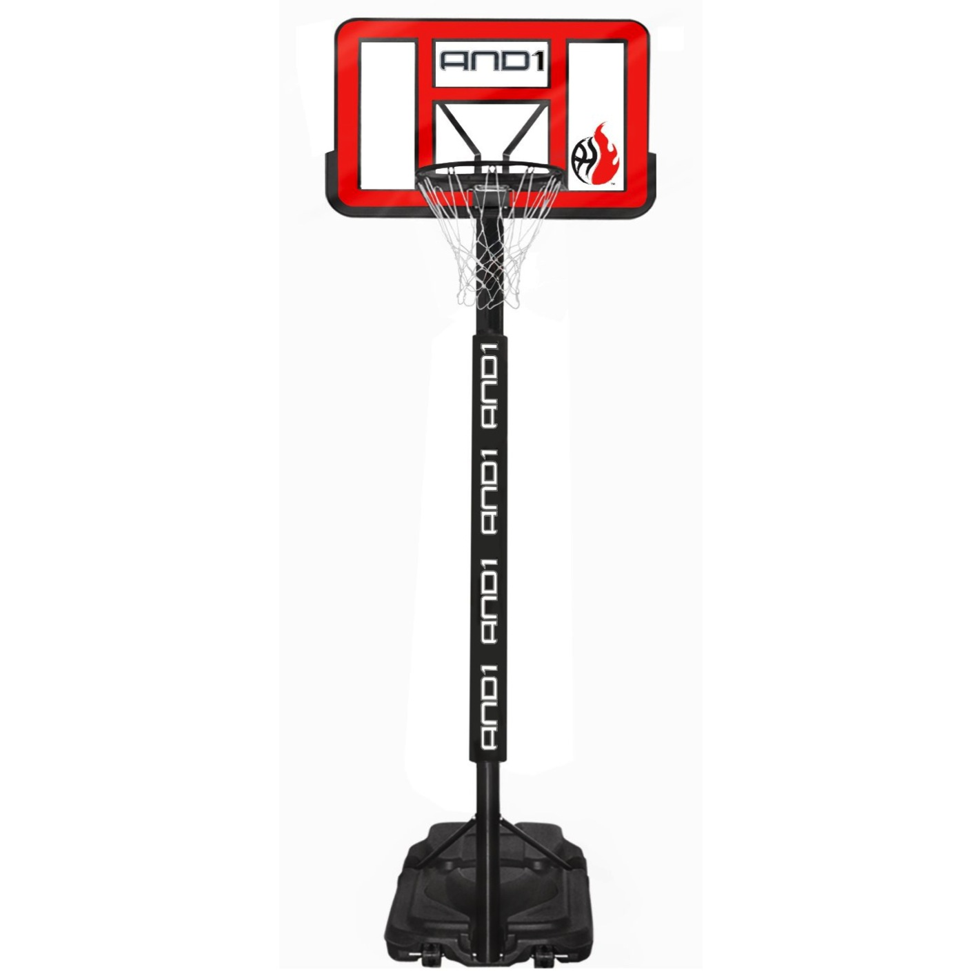 AND1 Power Jam Basketball System  1