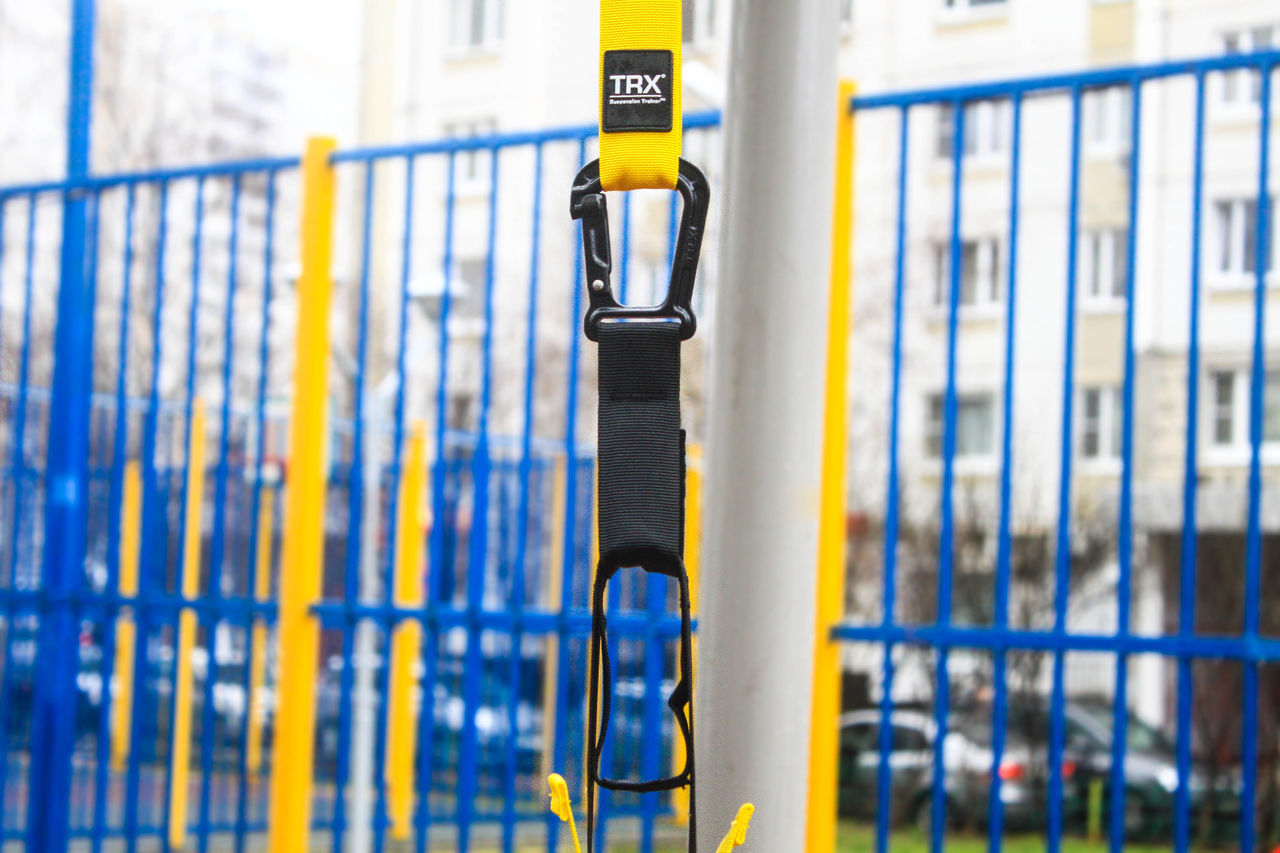 TRX PRO Suspension Training Kit  1