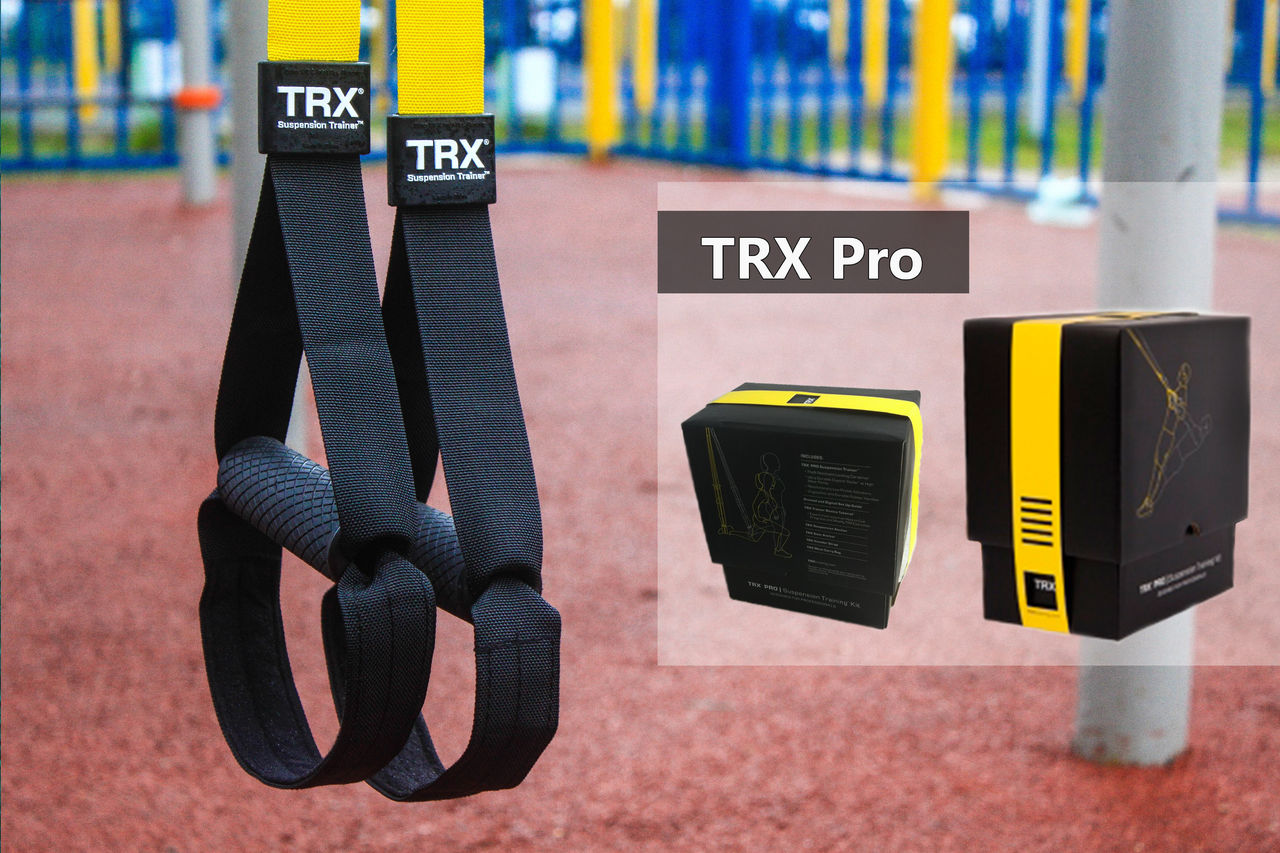 TRX PRO Suspension Training Kit  3